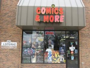 comicsnmore
