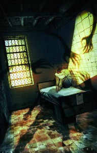 Psychopath #1 (Illustration by Paul Gori/Written by Stefani Manard)